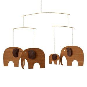 Ole Flensted- Elefantmobile